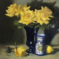 """Yellow ; Blue"" by Fiorello"
