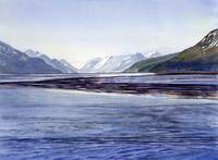 Early Morning Turnagain Arm