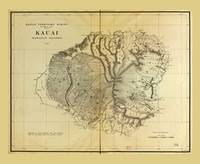 Kauai, Hawaiian Islands Map (1903)