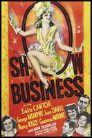 Show Business Vintage Movie Poster