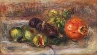 Pomegranate and Figs by Renoir