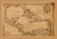 West Indies Map (1777)