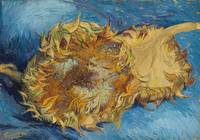Sunflowers (1887) by Vincent Van Gogh