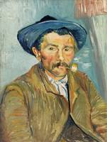 The Smoker (1888) by Vincent Van Gogh