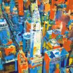 New York City Lexington Manhattan by RD Riccoboni