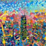 Chicago Confetti by RD Riccoboni