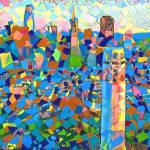 San Francisco Confetti by RD Riccoboni