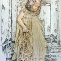"""""""Angel"""" by powellfineart"""