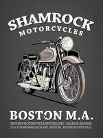 Shamrock Motorcycles Boston