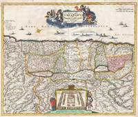 Map of Israel - Palestine - Holy Land 1720 Funck