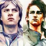 Young U2 Panorama Prints & Posters