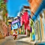 Favela Vortex by Kim Wilson