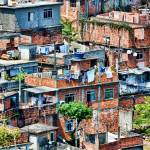 Favela Living by Kim Wilson