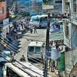 Rocinha Artery by Kim Wilson