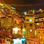 Favela Night by Kim Wilson