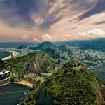 Rio de Janeiro Overlook by Kim Wilson