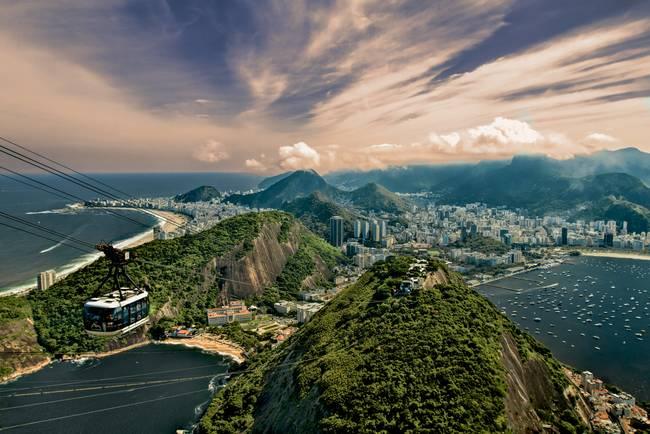 Rio de Janeiro Overlook