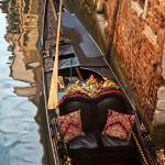 Empty Gondola by Kim Wilson