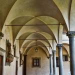 Italian Hallway by Kim Wilson