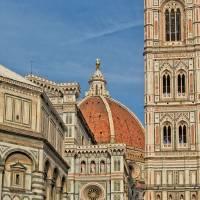 Cathedral di Santa Maria del Fiore Art Prints & Posters by Kim Wilson