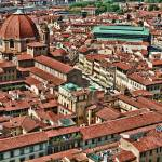 Above Florence by Kim Wilson
