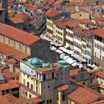 Florence Rooftops by Kim Wilson