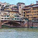 Ponte Vecchio Bridge by Kim Wilson