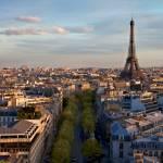 Paris Landscape by Kim Wilson