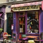 Montmartre Restaurant by Kim Wilson
