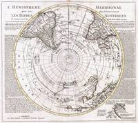 Map of the Southern Hemisphere 1741 Covens-Mortier