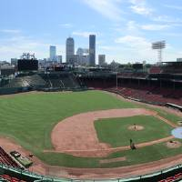 """""""Fenway Park"""" by jaunderkoffler"""