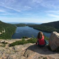 """Jordan Pond, Acadia National Park"" by jaunderkoffler"