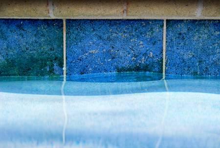 Aqua Agua Abstract Four