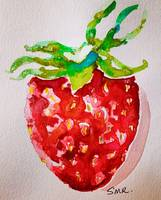 Strawberry by Stephanie Rothwell