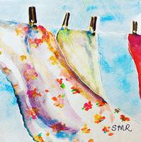 Fresh Laundry by Stephanie Rothwell