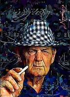 Bear Bryant #5 Wall Art by Edward Vela