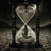 Sands of Time ... Memento Mori - Monochrome