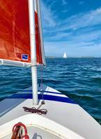 Sailing on Nantucket Sound