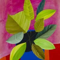 Leaf Collage 1 Art Prints & Posters by michael pfleghaar