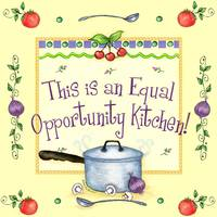 Equal Opportunity Kitchen