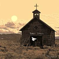 Old Desert Church