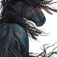 Majestic Horse 135 Art Prints & Posters by AmyLyn Bihrle