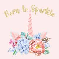 Born To Sparkle Blush