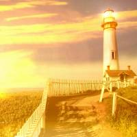 Pigeon Point Light Station by Richard Thomas