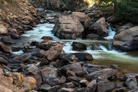 Cache la Poudre River Flow
