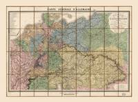 Map of Germany (1866)