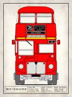 The Routemaster London Bus