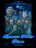Space Ship One poster