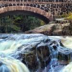 Amity Creek Waterfall Prints & Posters