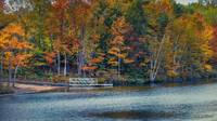 2019 Autumn Colors at Kearney Lake